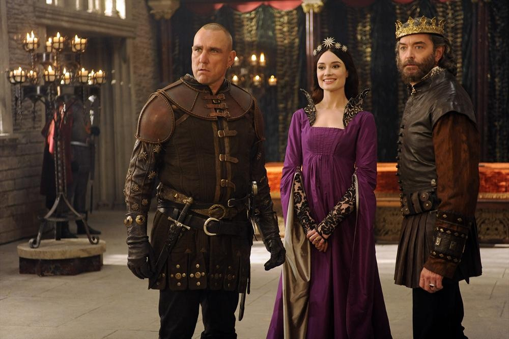 VINNIE JONES, MALLORY JANSEN, TIMOTHY OMUNDSON