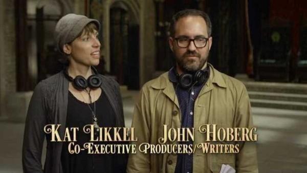 Kat & John