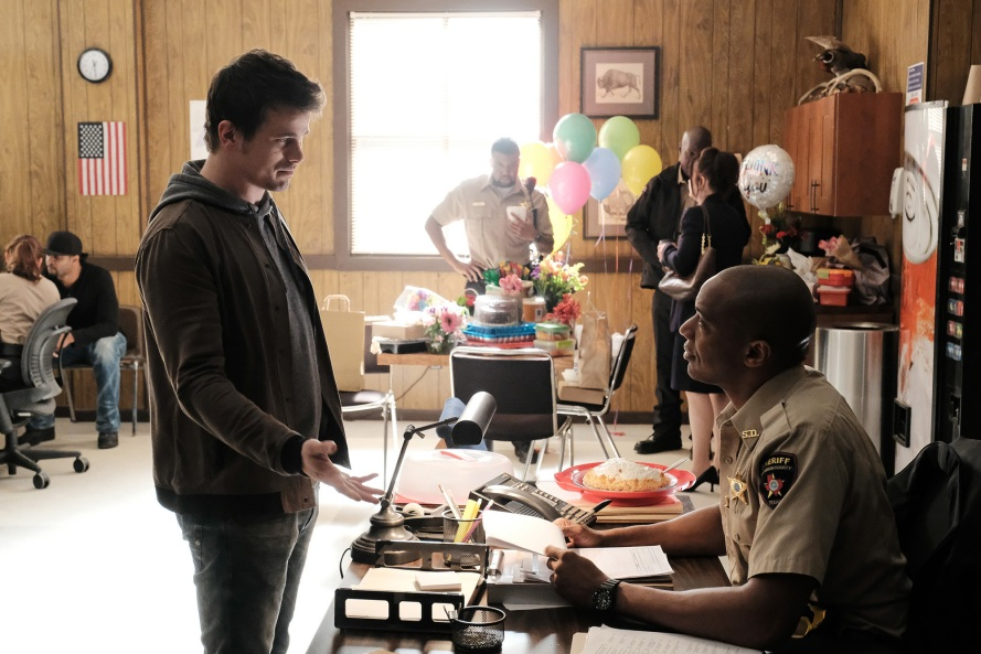 JASON RITTER, J. AUGUST RICHARDS