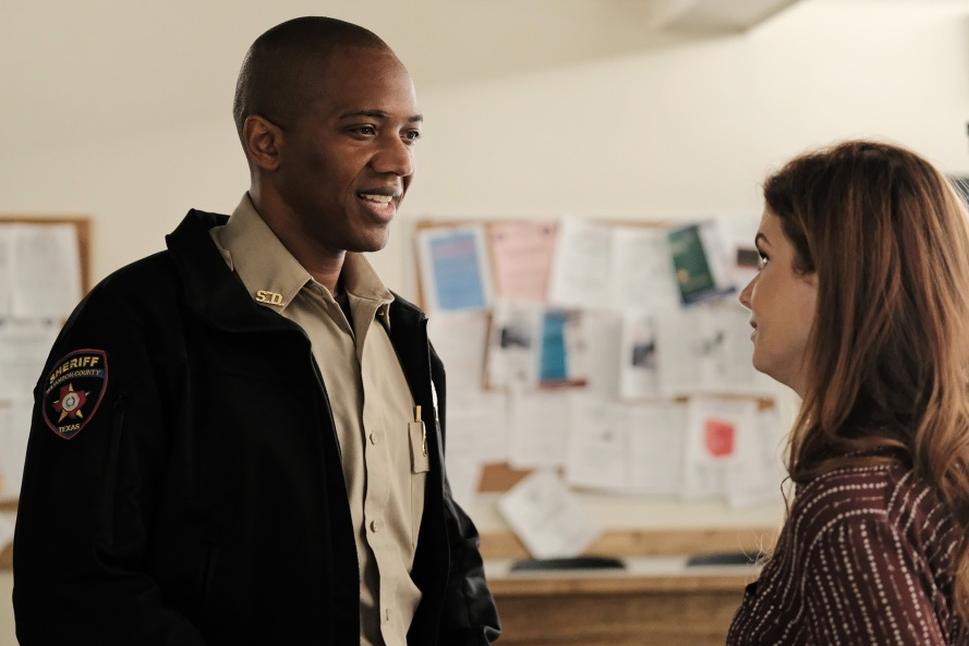 J. AUGUST RICHARDS, JOANNA GARCIA