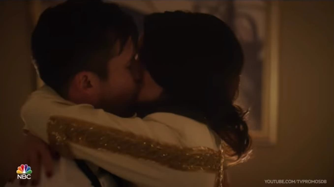 'Timeless' Season 2 Olympics Promo Reaction: Are you still reeling from Lyatt's kiss?