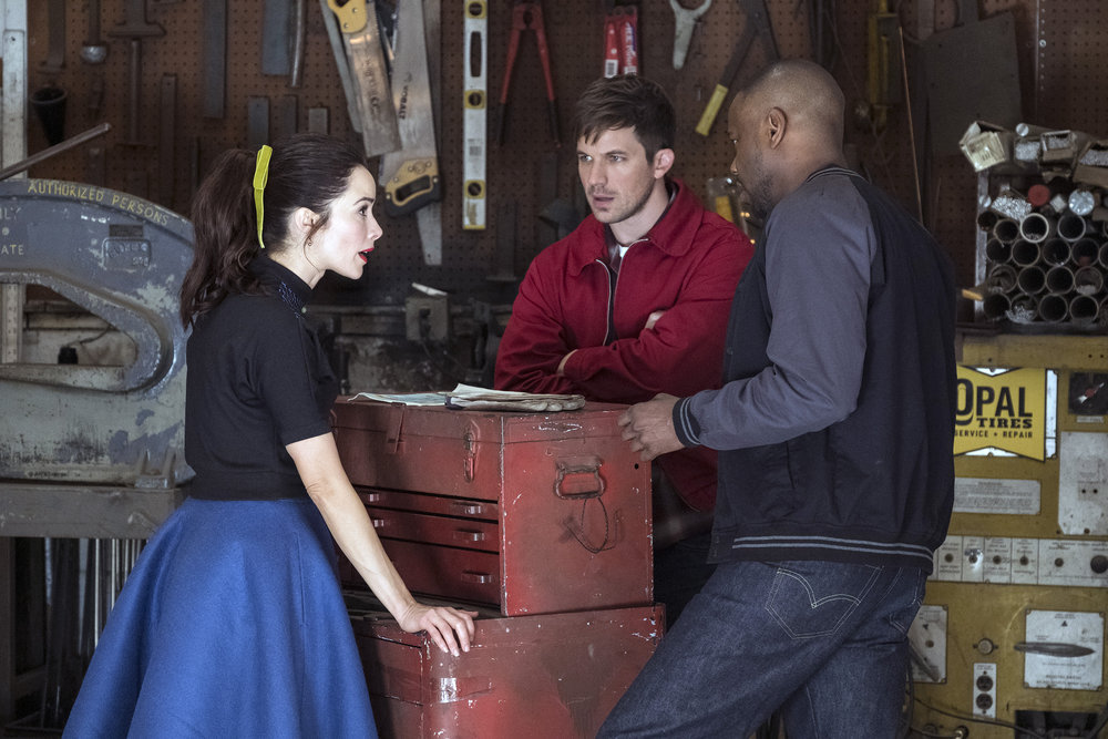 'Timeless' Season 2 Episode 2 preview: Time travel can be a drag
