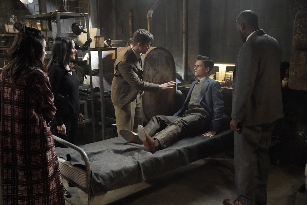'Timeless' S2 Ep 5 react: 'The Kennedy Curse' delivers a feels overload