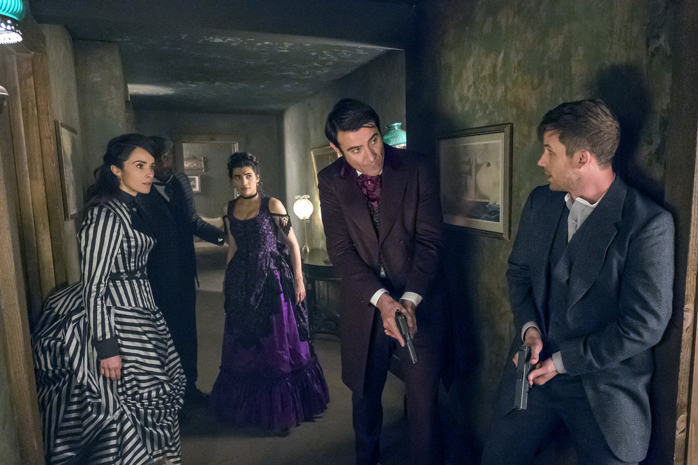 'Timeless' Season 2 Finale Advance Review: This Changes Everything